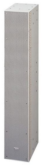 TOA Electronics SR-S4L | 600W Slim Long-Throw Line Array, White