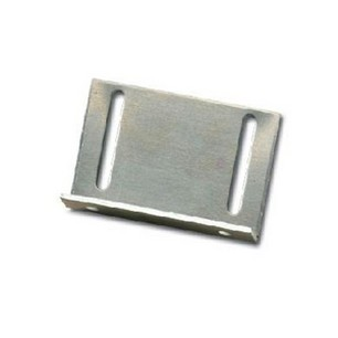 GE Security 1912-L, L Bracket for 2207-AH/2215/2505 Series, Aluminum