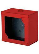 GE Security 2459WPBW Fire Alarm Signal Accessory Water Proof Back Box for 2452THS Series White