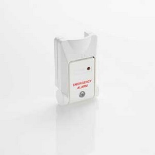 GE Security 3045-W Panic Switch With Terminals, SPST, Surface Mount