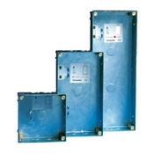 Comelit 3160-1 Recess Box for Vandalcom 1-Module Entrance Panel