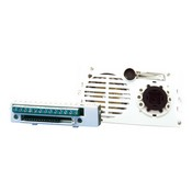 Comelit 4680C Audio/Video unit with Color Camera for Simplebus Color Cabling