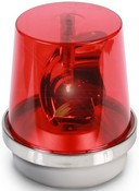 Edwards 53R-G1 Beacon 24VDC Red