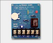 Altronix  6030, Bell Cut-Off Timer - 6VDC or 12VDC