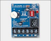 Altronix6062, Multi-Function Timer - 12VDC or 24VDC Operation