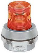 Edwards 95R-N5 Strobe With Horn 120V Ac Red