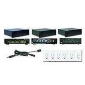 Channel Vision A-KIT-1 Distributed Audio Kit inc A/V Matrix, A1260 Amplifier, 6 White Keypads