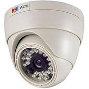 ACTi ACM-3211N IP IR Eyeball Dome Camera