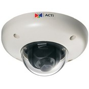ACTi ACM-3701E Megapixel IP Vandal-Proof PoE Indoor Mini Dome Camera