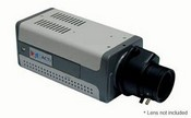 ACTi CAM-5201 ACTi MPEG-4 NTSC IP Camera 480TVL Sony SuperHAD CCD PoE w/ One-way Audio