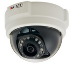 Acti E58 2Mp Indoor Dome With D/N, Ir, Basic Wdr,
