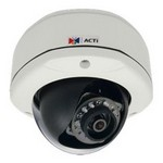 Acti E72A 3Mp Outdoor Dome With D/N Ir Basic Wdr F