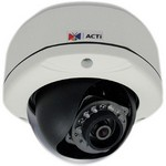 Acti E74A 3Mp Outdoor Dome With D/N, Ir, Superior