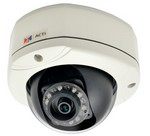 Acti E76 2Mp Outdoor Dome With D/N, Ir Basic Wdr