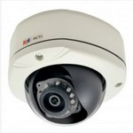 Acti E77 10Mp Outdoor Dome With D/N, Ir, Basic Wd
