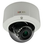 Acti E816 10Mp Outdoor Zoom Dome With D/N, Adaptiv