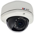 Acti E83A 5Mp Outdoor Dome With D/N, Ir, Basic Wdr