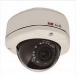 Acti E86A 3Mp Outdoor Dome With D/N, Adaptive Ir,
