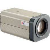 ACTi KCM-5211 18x Zoom 4 MP IP Day/Night Box Camera (PoE)