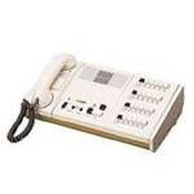 Aiphone NDR-20A 20-Call Master W/ Handset, Sel Outputs