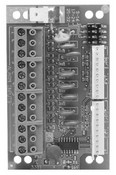 GE Security AL-1206 8-Input Expansion Module, UL listed