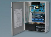 Altronix AL600ULACM 8 Fused Outputs Power Supply/Access Power Controller 12/24VDC @ 6A