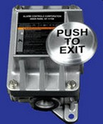 Alarm Controls EXP-2 Explosion-Proof Station