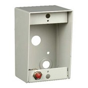 Alarm Controls SMB-1 Single Gang Surface Mount Box With Two Normally-Open Tamper