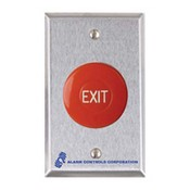 Alarm Controls TS-36 Alarm Controls Red 1 1/2