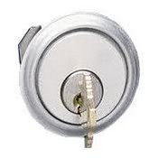 Alarm Lock CER-12345 Interior Arming / Disarming Rim Cylinder with 2 Keys for Exit Devices