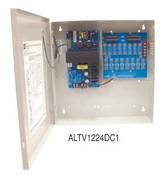 Altronix ALTV1224DC 8 Output PSU, 12/24VDC, 4Amp, Fused Outputs