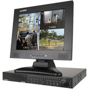 American Dynamics ADEDVR004016 Embedded DVR Desk And Rack, 4 Channel, CDRW, 160GB, NTSC/PAL