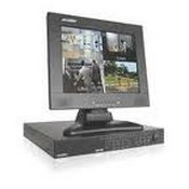 American Dynamics ADEDVR009016 Embedded DVR Desk And Rack 9 Channel, CDRW, 160GB, NTSC/PAL