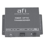 American Fibertek MR-0880  Module Receiver Dual Channel Two-Way Audio
