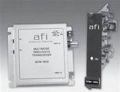 American Fibertek MRM-1605 Video/