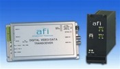 American Fibertek MT-925SL 10-Bit Digital 2-Channel Module Video TX/2-Channel Data TCVR SM