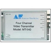 American Fibertek MT-940 4 Channel Module Video Transmitter , 10 Bit Digital