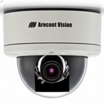 Arecont Vision AV2155 2 Megapixel H.264/Mjpeg Ip Color All-In-