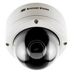 Arecont Vision AV3155 3 Megapixel H.264/Mjpeg Ip Color All-In-