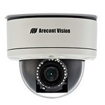 Arecont Vision AV3255PMIRSH 3Mp Megadome? 2 2048X1536, 2.8-8Mm F1.2,