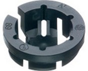 Arlington Industries NM94 Black Button™ Non-Metallic Push-In Connector