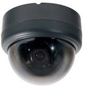 ARM Electronics C380MDVMIDN Color Manual Iris Day/Night Dome Camera