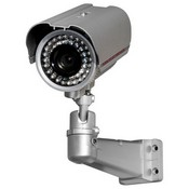 ARM Electronics C420BCIR100VF-B Dual Voltage IR Bullet Camera