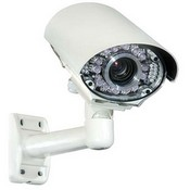 ARM Electronics C520HDCVFIR492AC-B Color Varifocal IR Bullet Camera - 492' (24VAC)