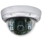 ARM Electronics C650VPWDIR WDR IR Outdoor Vandal Dome Camera