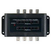 ARM Electronics VA4 4 Camera Video Amplifier