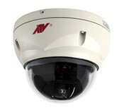 Atv IPVDD1TW Ip Vandal Dome, 768X494, 2.8-12Mm D1 Tdn