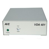 American Video Equipment 119003 Video Distribution Amplifier