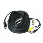 Axis Communications CAMERACABLE247S 10M Extension Multi-Cable Between Axis 2
