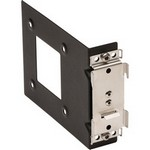 Axis Communications F8002DINRAILCLIP Din Clip + Angled Mounting Bracket. Allo
